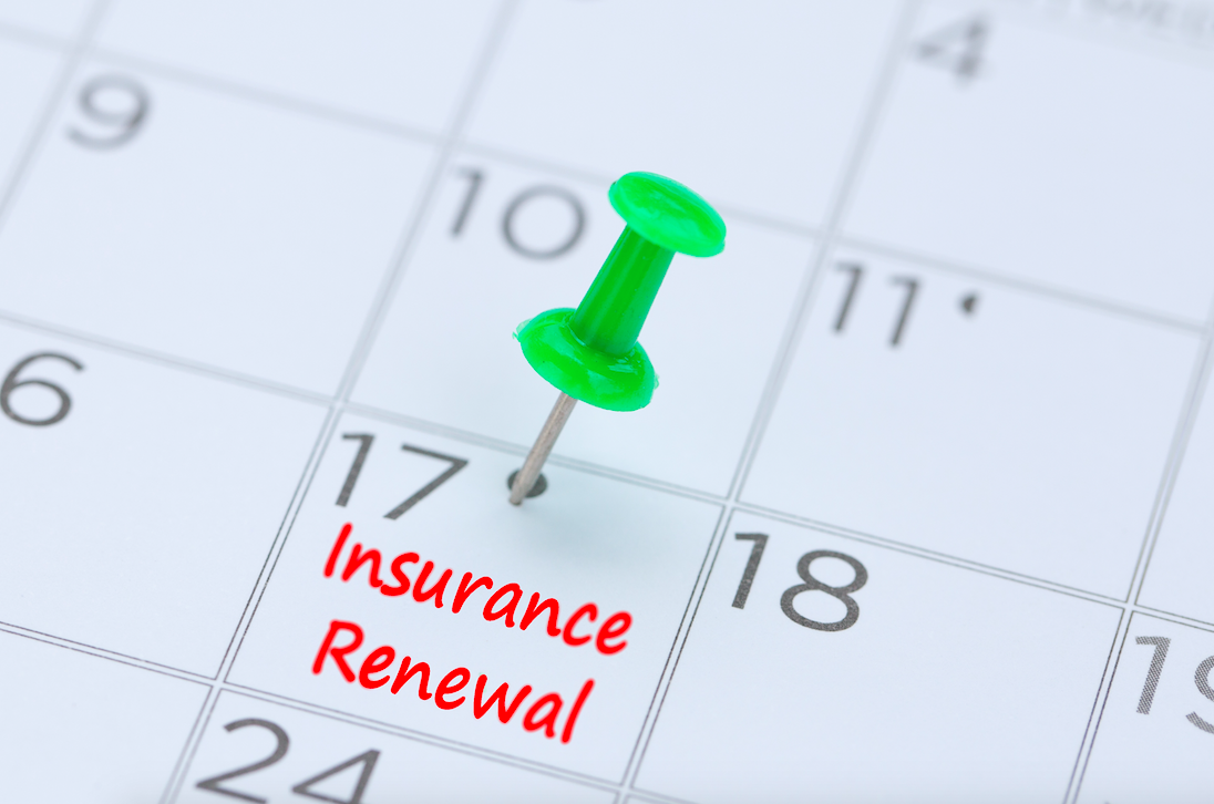 Renewing your Homeowners Insurance
