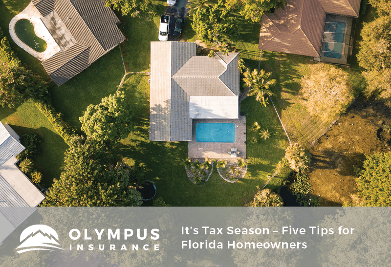 5 Tax Tips for Florida Homeowners
