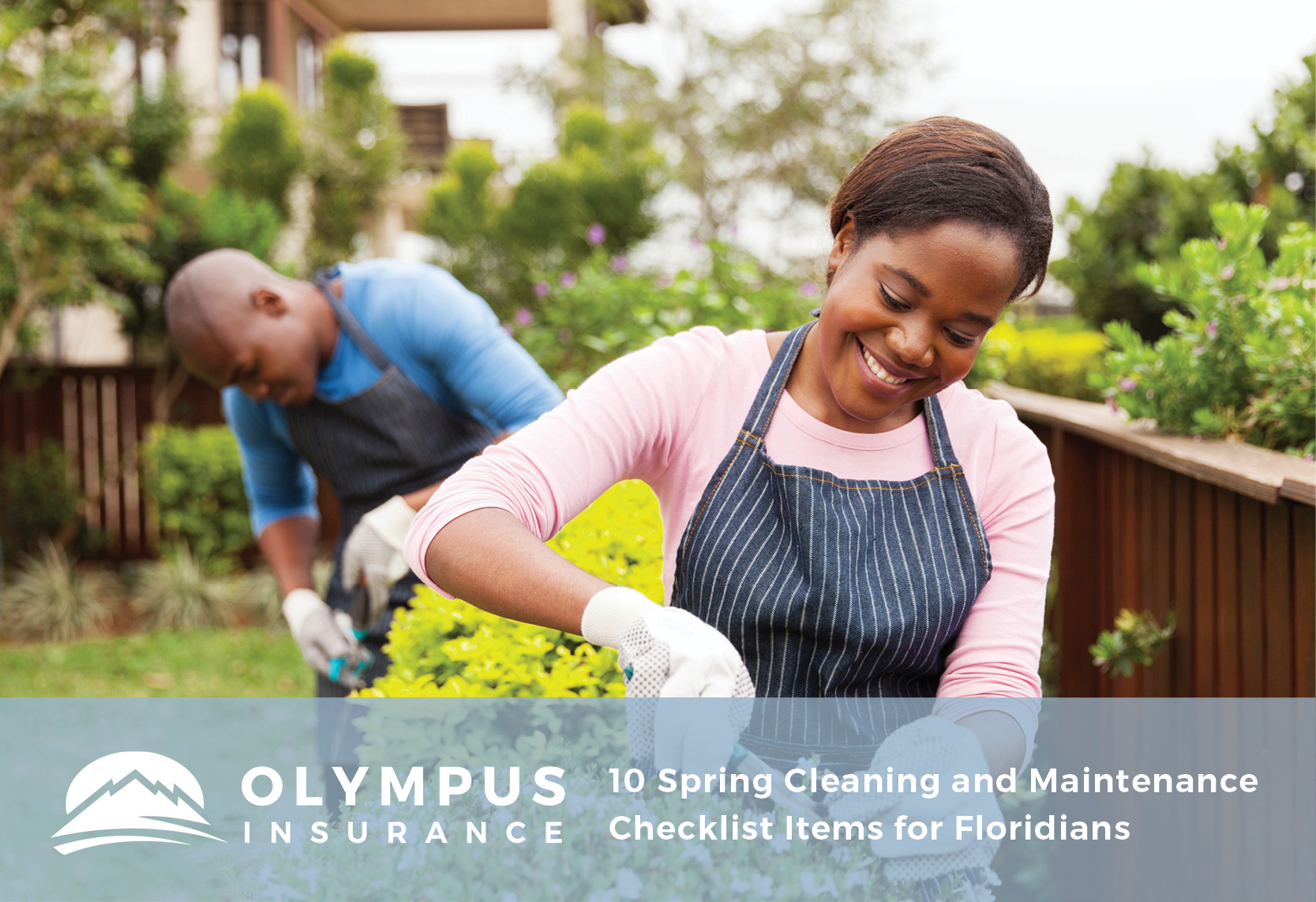 10 Spring Cleaning and Maintenance Checklist Items for Floridians