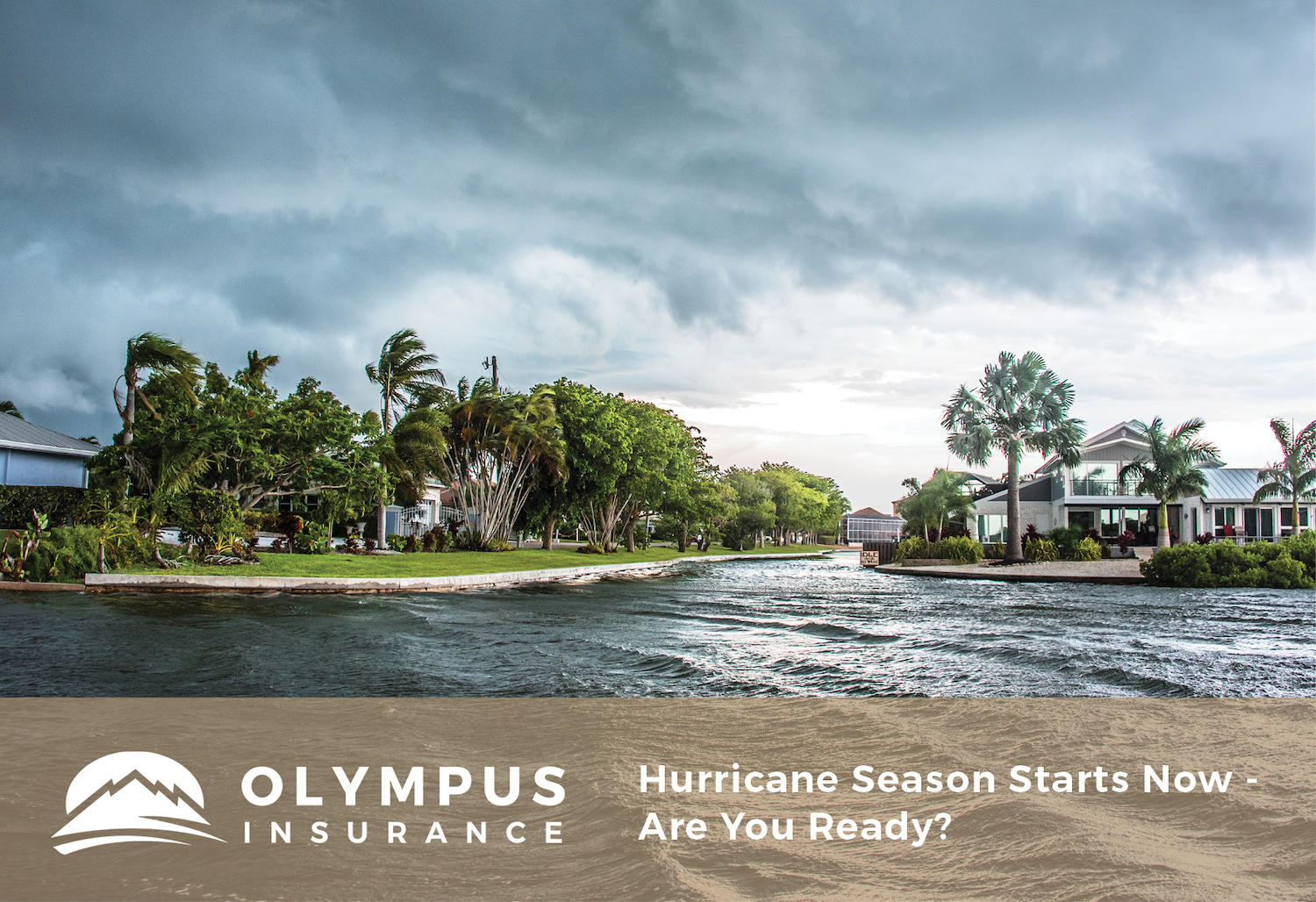 Hurricane Season Starts Now - Are You Ready?