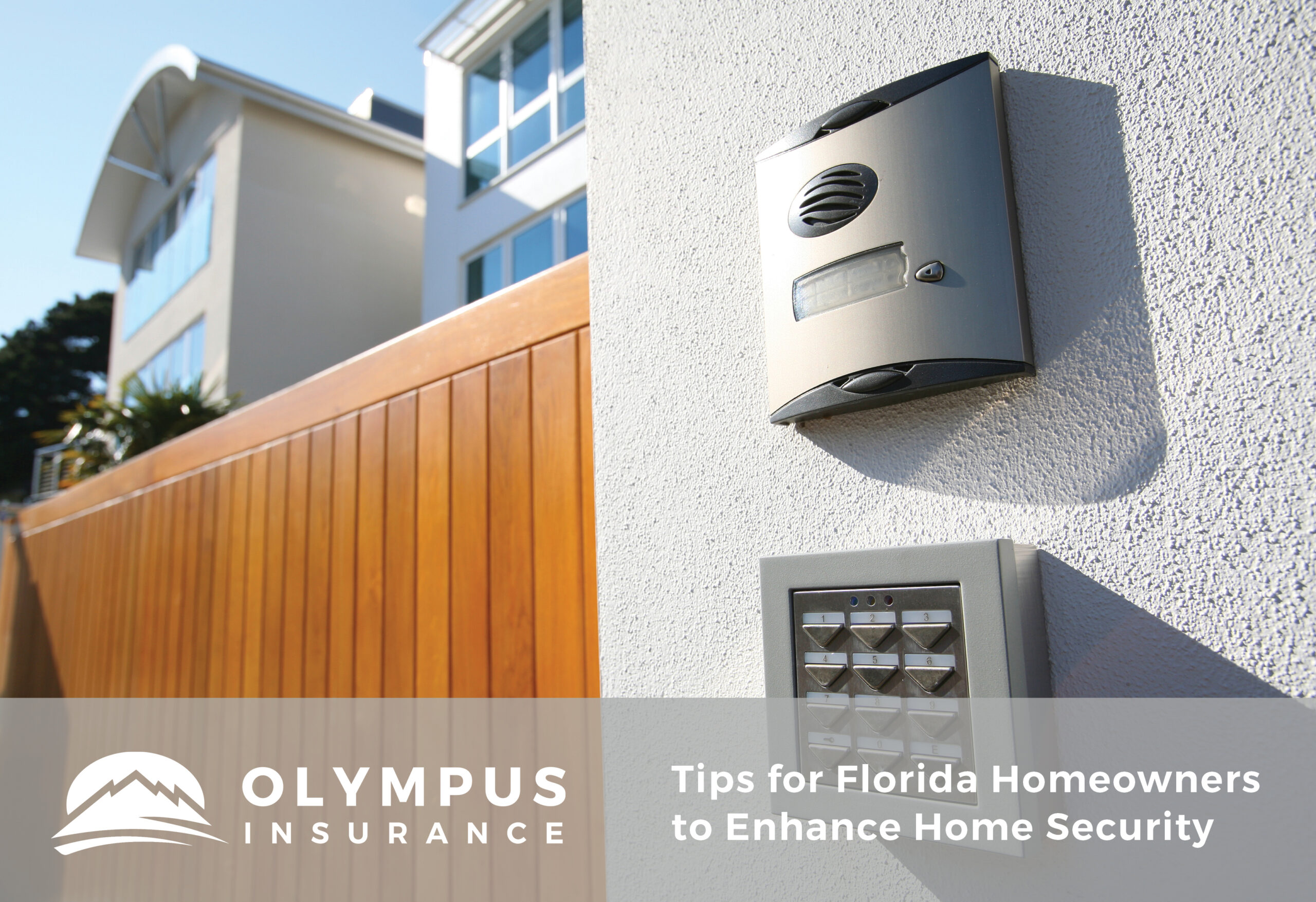 Tips for Florida Homeowners to Enhance Home Security