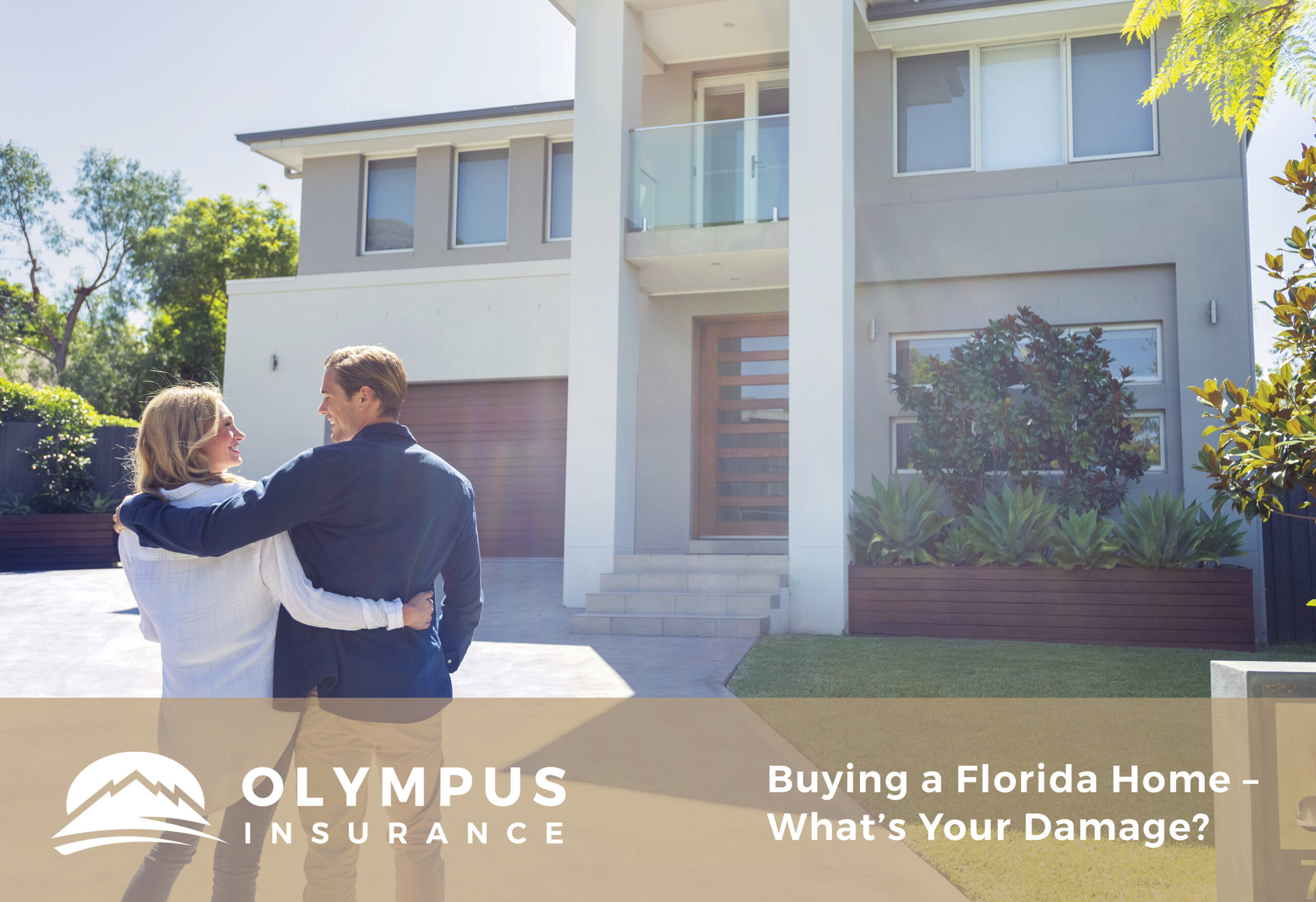 Buying a Florida Home – What's Your Damage?