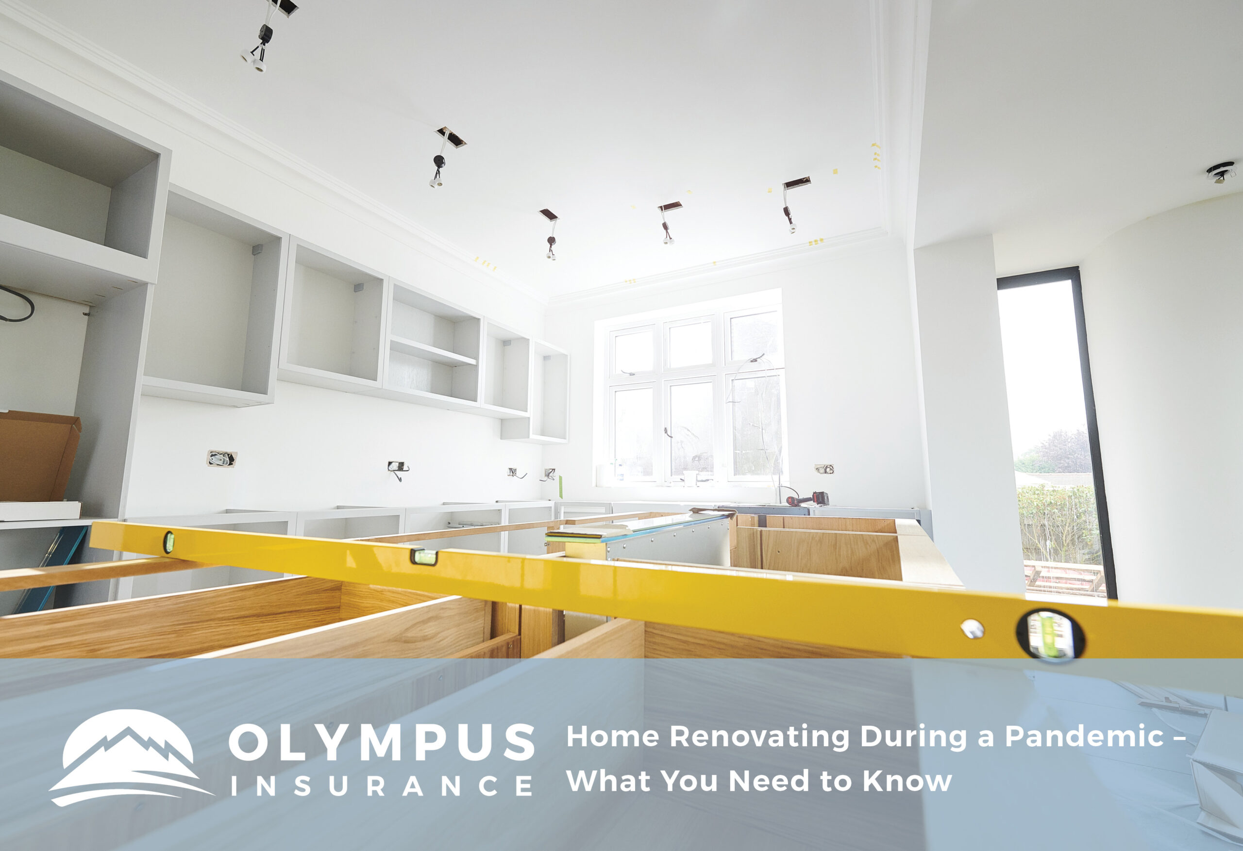 Home Renovating During a Pandemic – What You Need to Know